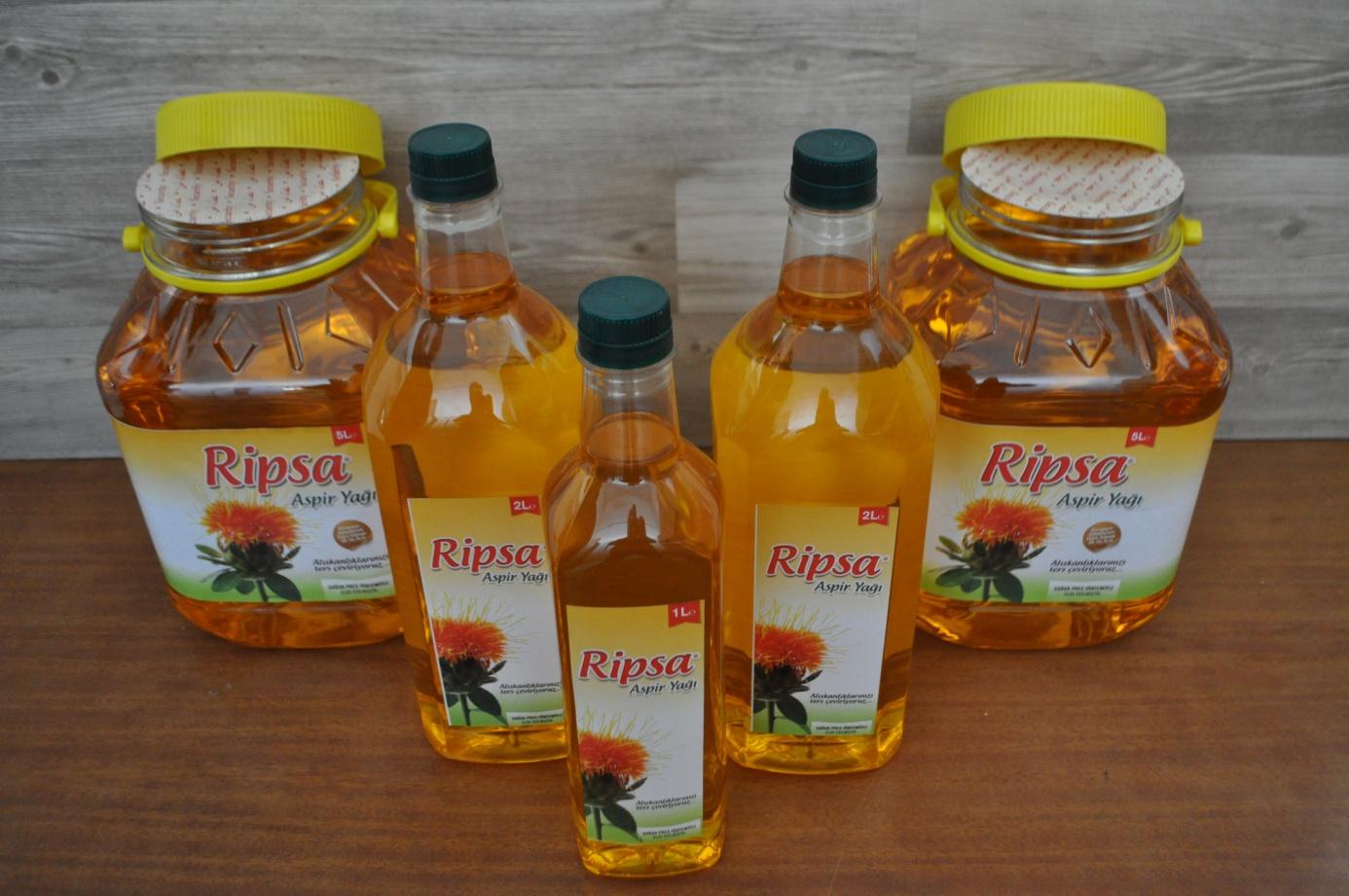 Ripsa Aspir Yağı